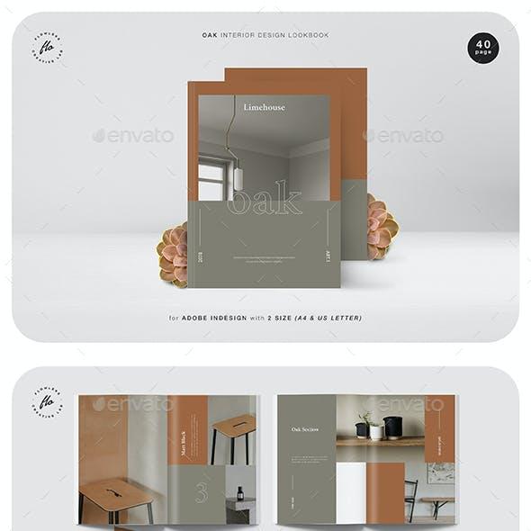 Oak Interior Design Lookbook