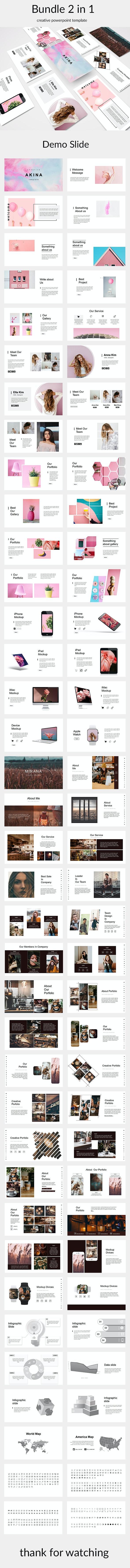2 in 1 Premium - Apri 1 Creative Powerpoint Template - Creative PowerPoint Templates