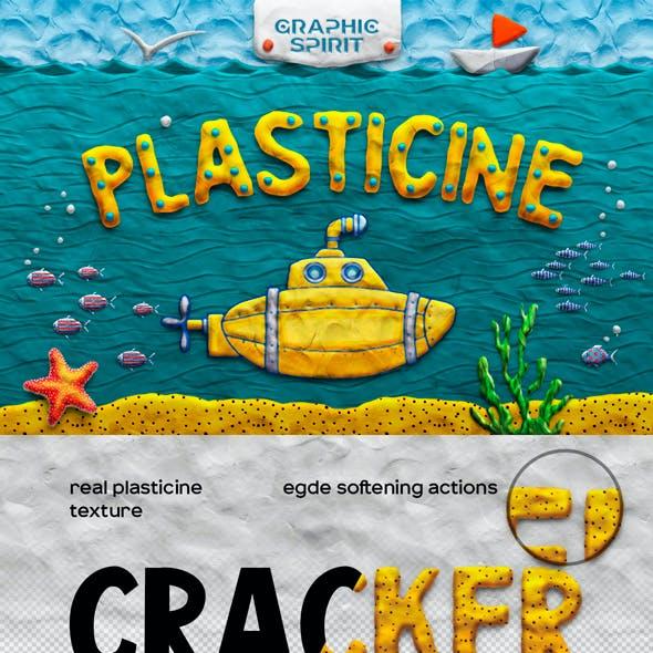 Plasticine Photoshop Toolkit