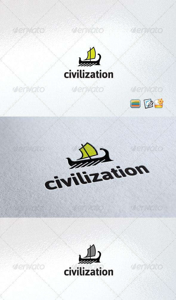 Civilization - Objects Logo Templates