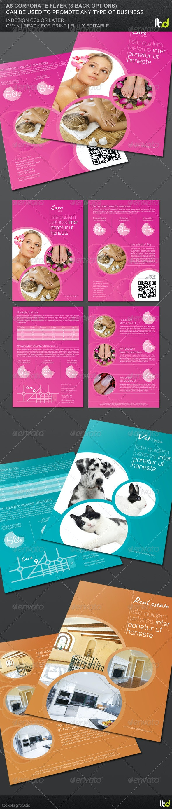 Promotional Flyer - Corporate Flyers