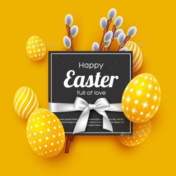 Easter Holiday Greeting Card - Miscellaneous Seasons/Holidays