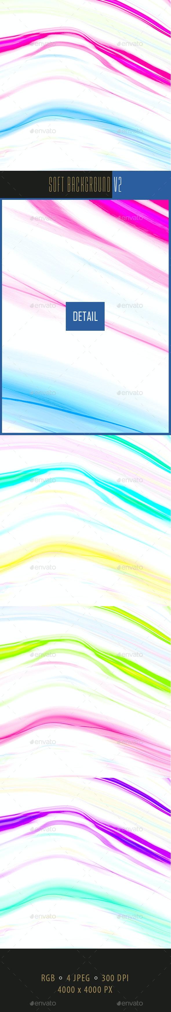 Soft Background V2 - Backgrounds Graphics