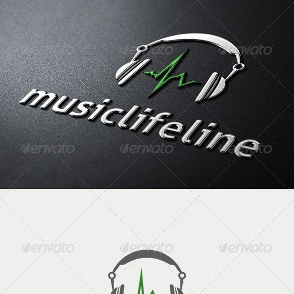 Music Life Line Logo