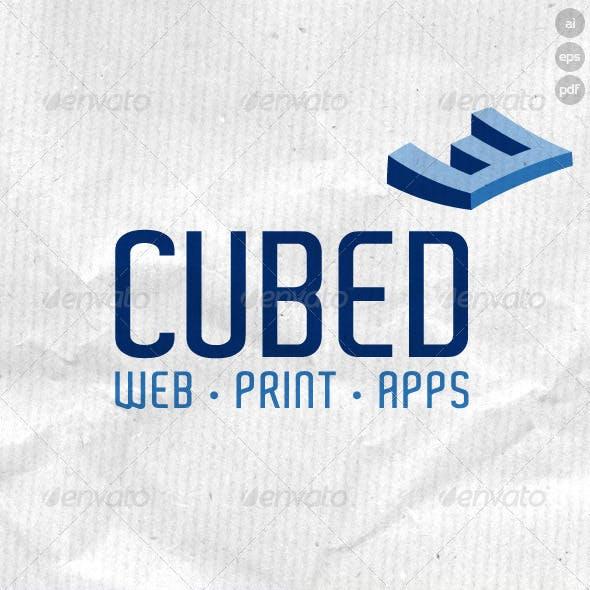 Cubed Logo