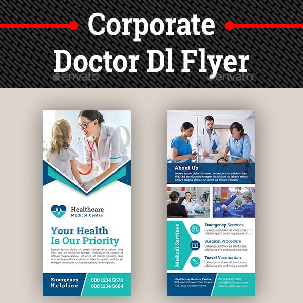 Corporate Doctor Dl Flyer