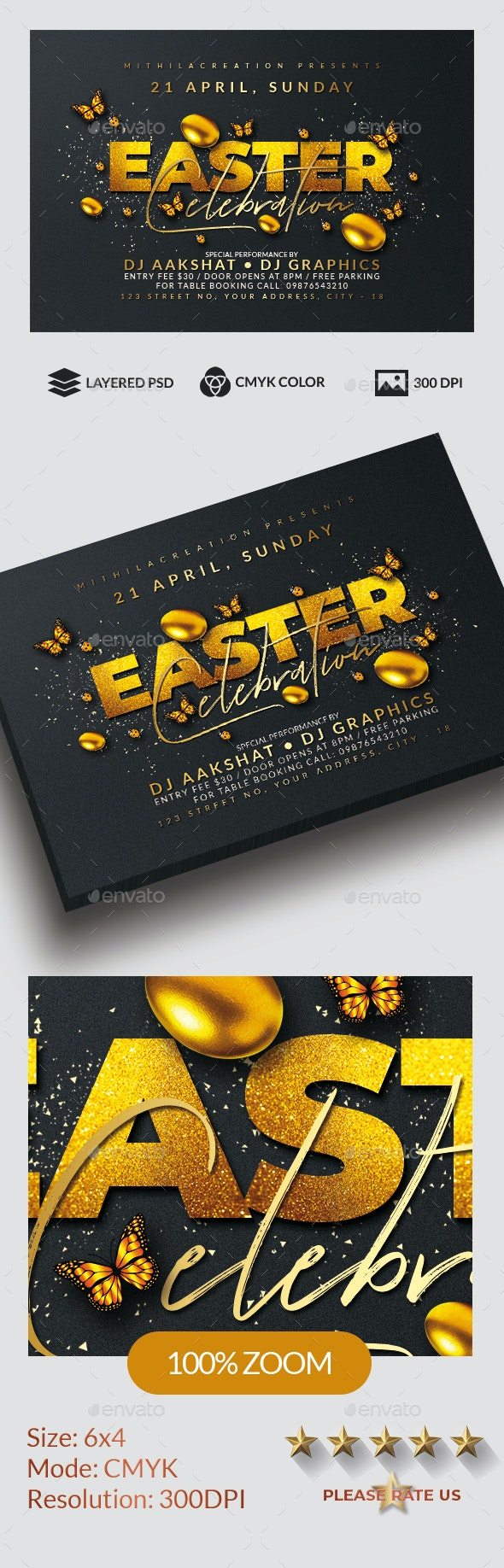 Easter - Clubs & Parties Events