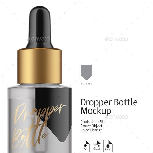Dropper Bottle Mockup 16