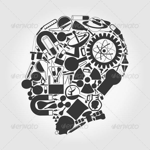 Brain 4 - People Characters