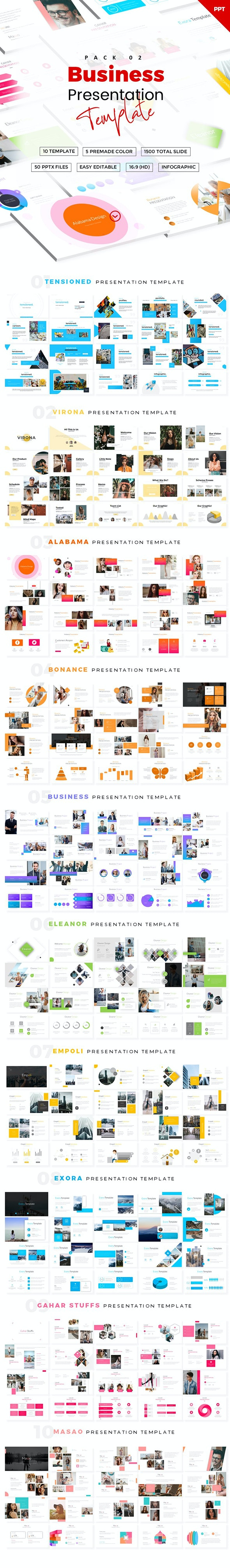 Business Powerpoint Template Pack - Business PowerPoint Templates