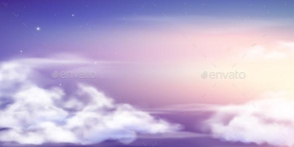 Fantasy Sky - Landscapes Nature