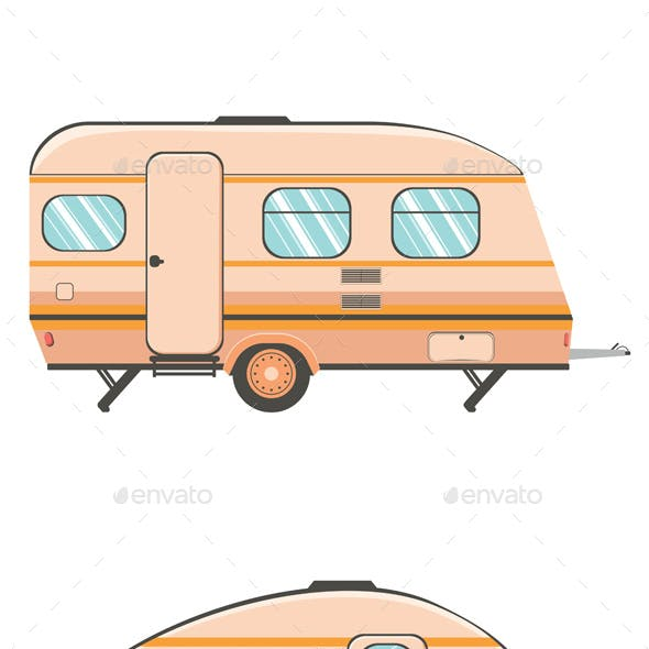 Camper Trailer Design