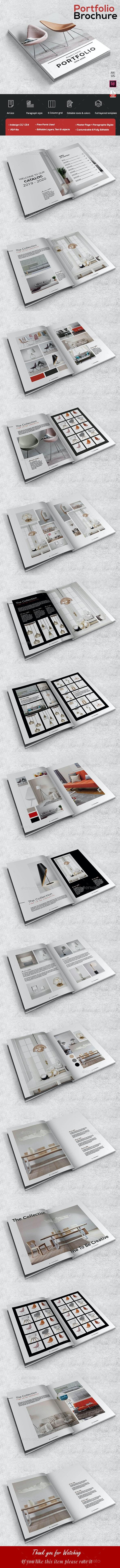 Catalog Portfolio Products - Catalogs Brochures