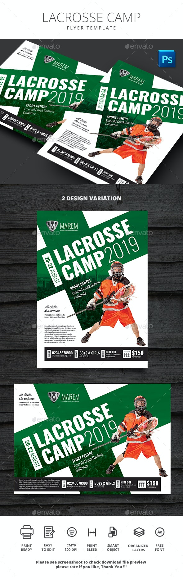 Lacrosse Camp - Sports Events