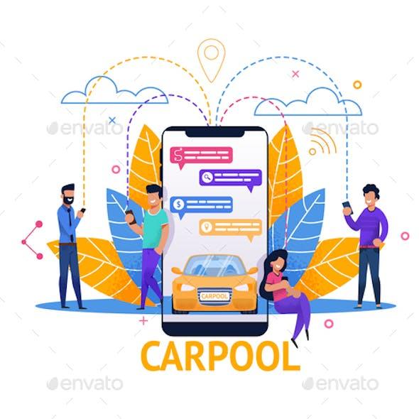 Carpool Mobile Application