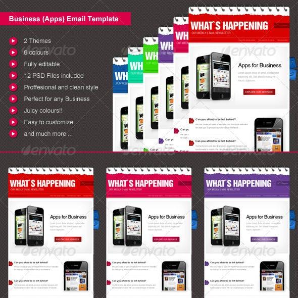 Business eNewsletter Design
