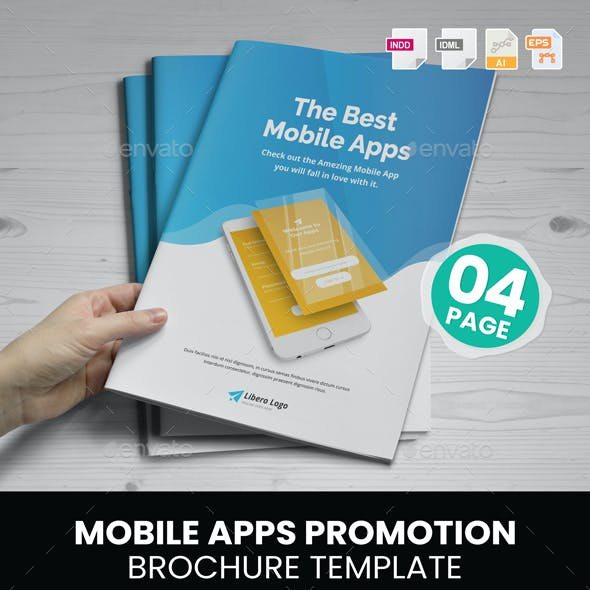 Android Apps Stationery and Design Templates from GraphicRiver