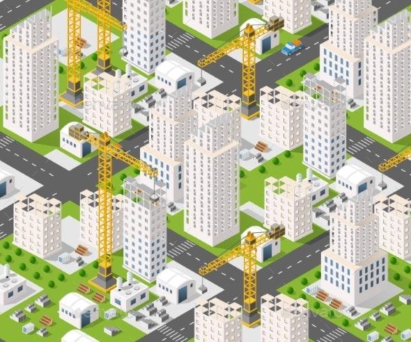Crane Construction Industry - Industries Business