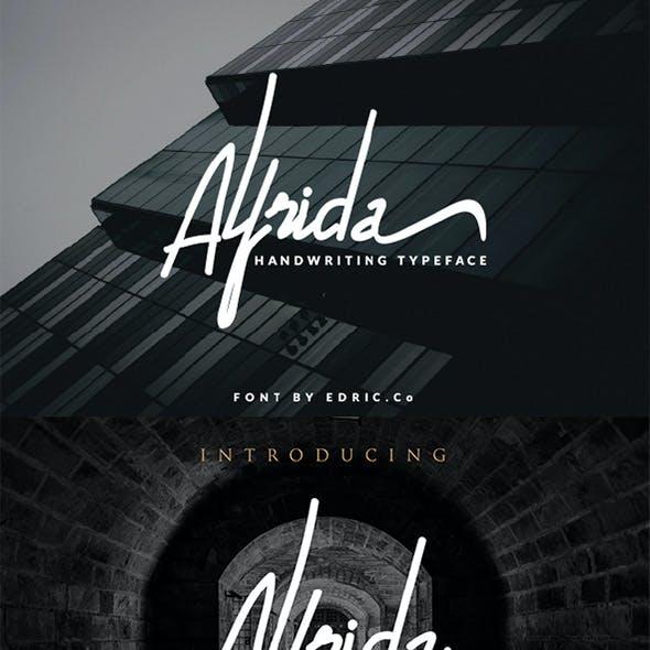 Alfrida Signature