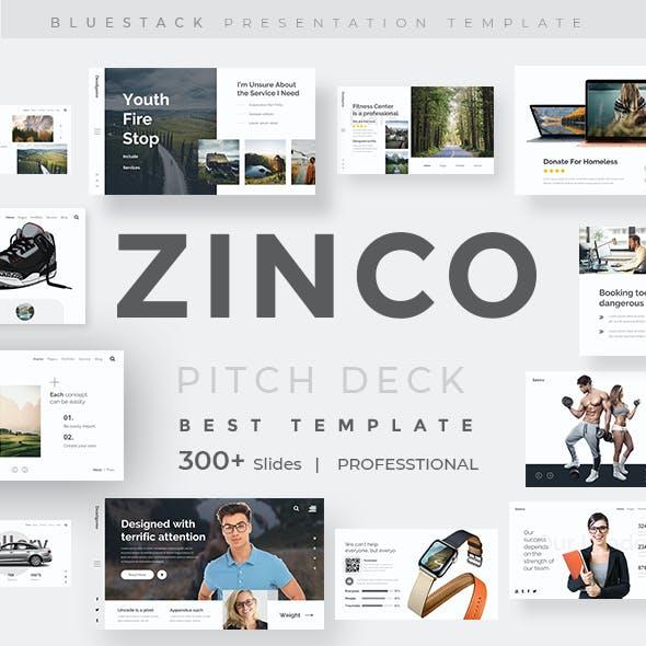 Zinco Premium Keynote Template