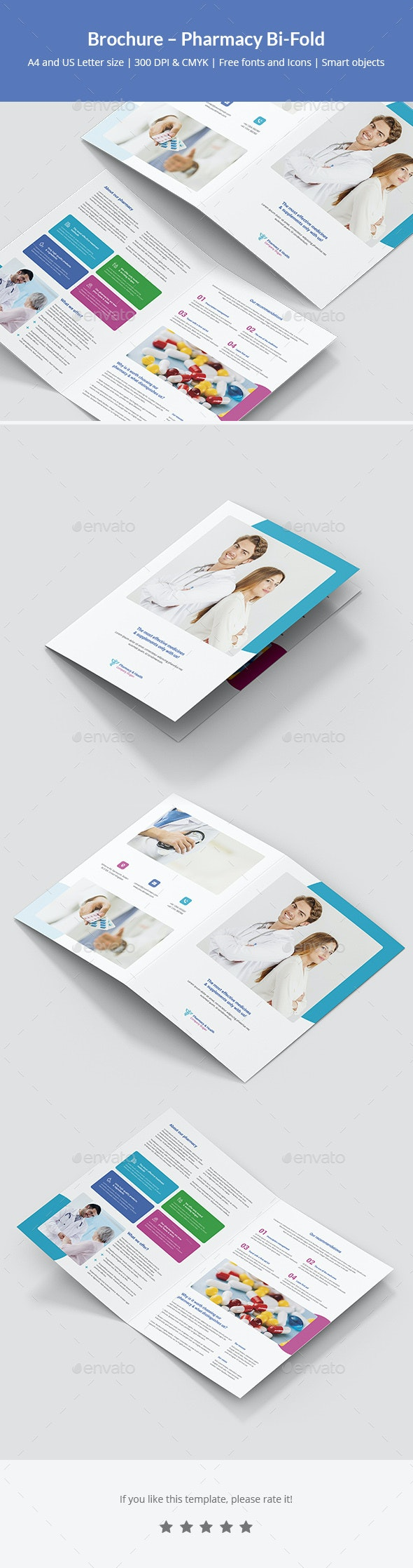 Brochure – Pharmacy Bi-Fold - Corporate Brochures