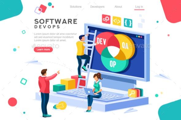 Software DevOps Concept - Concepts Business