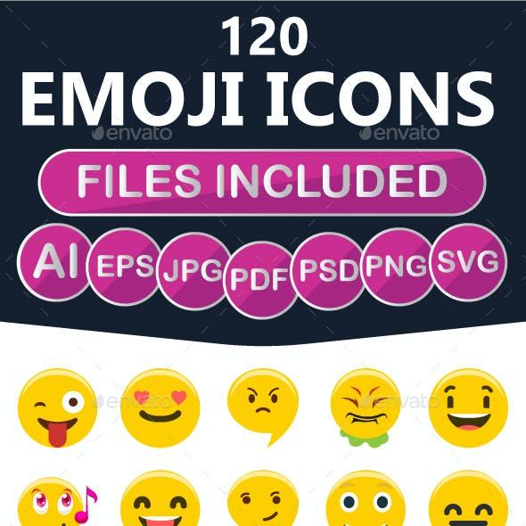Expressions Emoticon Set