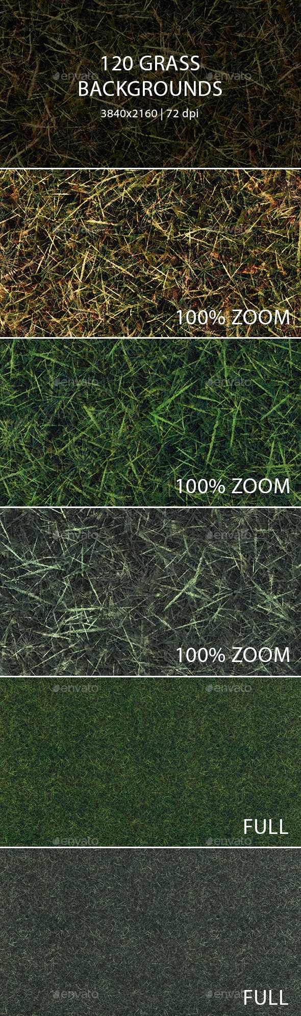 120 Grass Backgrounds - Nature Backgrounds