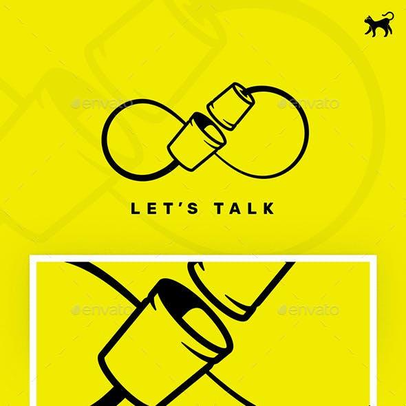 Lets Talk Logo
