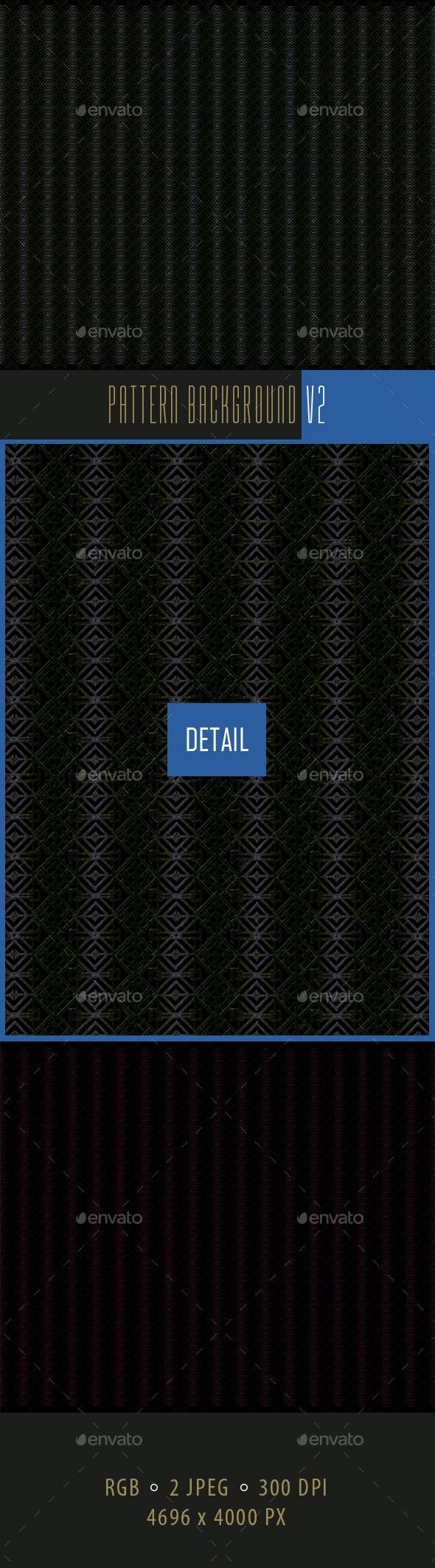 Pattern Background v2 - Patterns Backgrounds