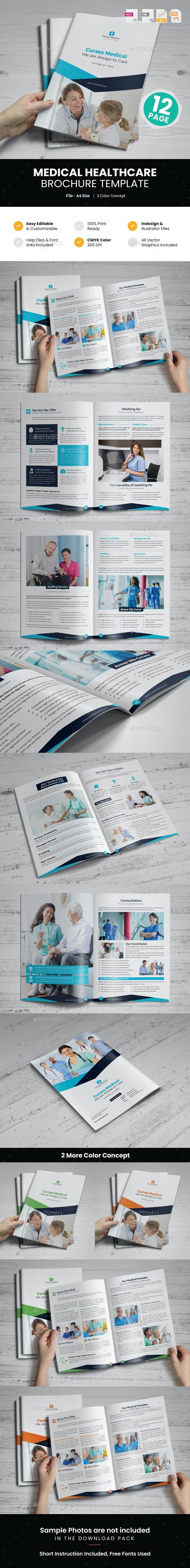 Medical HealthCare Brochure v1 - Corporate Brochures