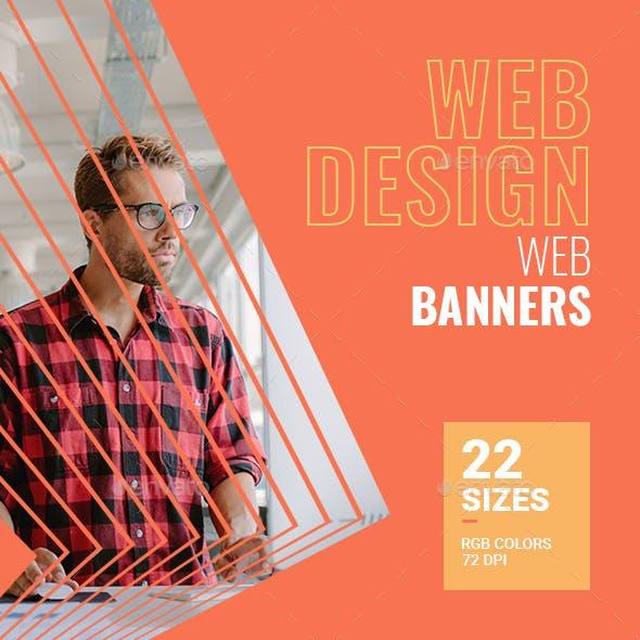 Web Design Web Banners