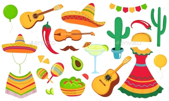 Cinco De Mayo - Miscellaneous Seasons/Holidays