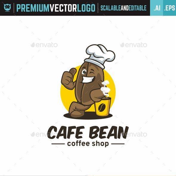 Cafe Bean Logo
