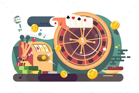 Casino Poker - Man-made Objects Objects