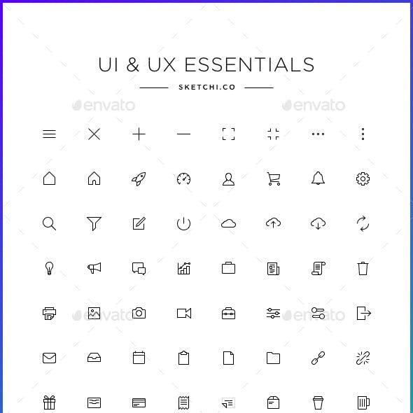 UI & UX Essentials