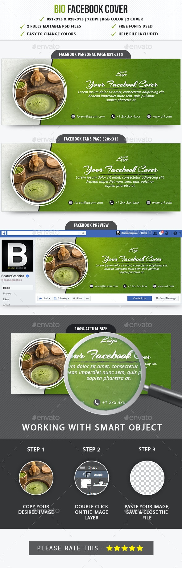 Bio Facebook Cover - Facebook Timeline Covers Social Media