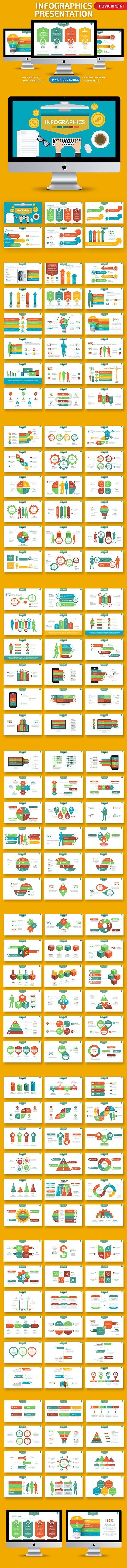 Infographic Powerpoint Present - PowerPoint Templates Presentation Templates