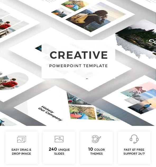 Creative Powerpoint Template 2019 - Creative PowerPoint Templates