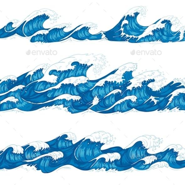 Seamless Ocean Waves