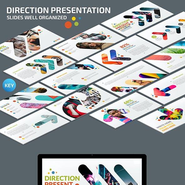 Direction Keynote Presentation