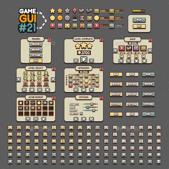 Game GUI #21