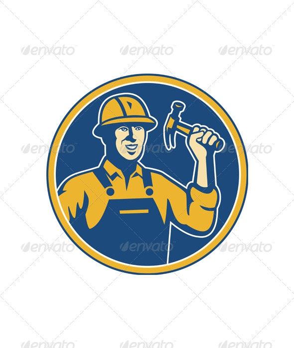 Construction Worker Carpenter Tradesman