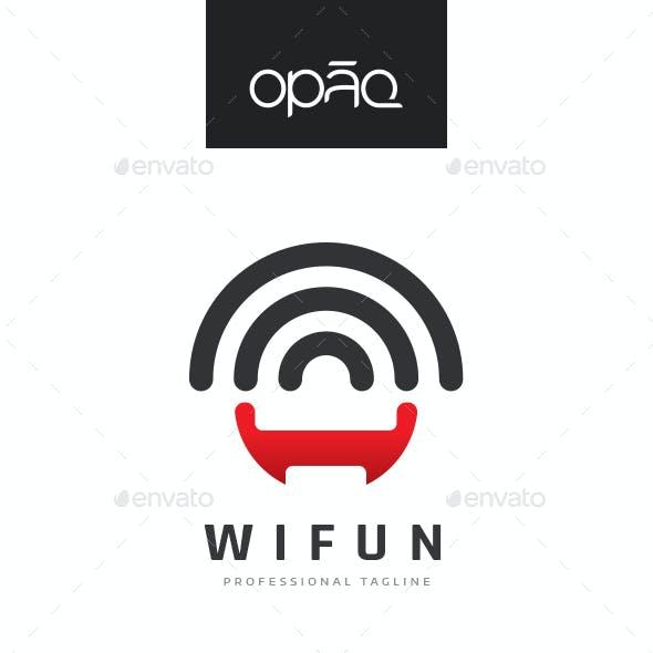 WiFi Smile logo