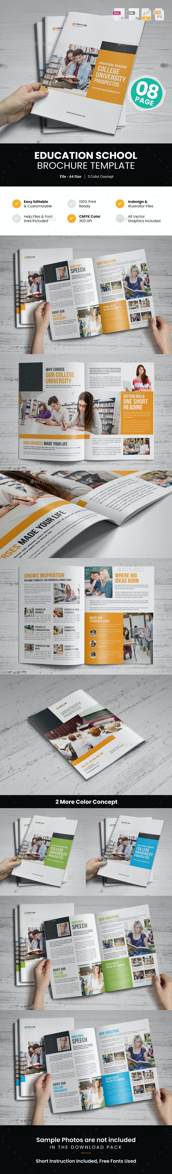 Education Prospectus Brochure v1 - Corporate Brochures
