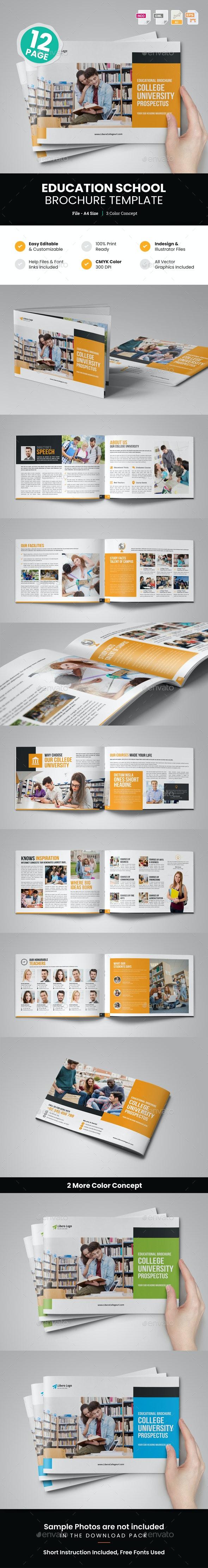 Education Prospectus Brochure v2 - Corporate Brochures