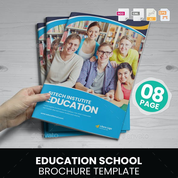 Education Prospectus Brochure v5