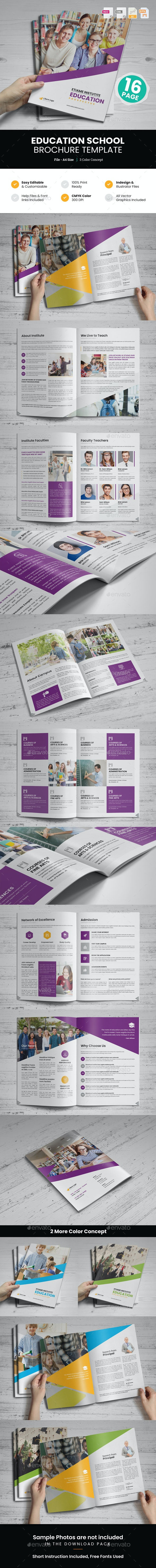 Education Prospectus Brochure v6 - Corporate Brochures
