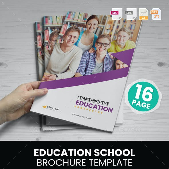 Education Prospectus Brochure v6