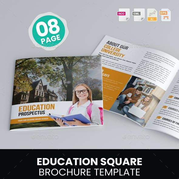 Education Square Prospectus Brochure